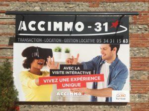 visites virtuelles, 3D, 360YOURHOUSE, Toulouse, Nantes